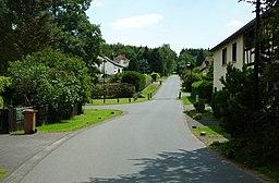Wülscheider Straße in Bad Honnef