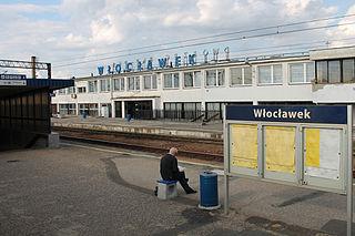 Włocławek railway station railway station in Włocławek, Poland