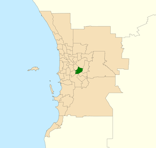 Electoral district of Cannington State electoral district of Perth, Western Australia