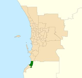 Electoral district of Mandurah