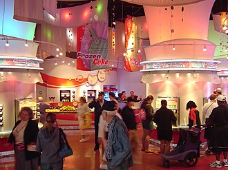 Club Cool - Inside Club Cool on December 4, 2005