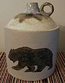 WHISKEY JUG WITH BEAR.JPG
