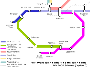 Mtr South Island Line Operating Hours
