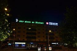 WK14 Neon naprzeciwko dworca Wrocław Główny.JPG