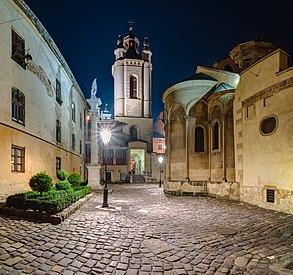 WLM - 2020 - Вірменський кафедральний собор - 02.jpg