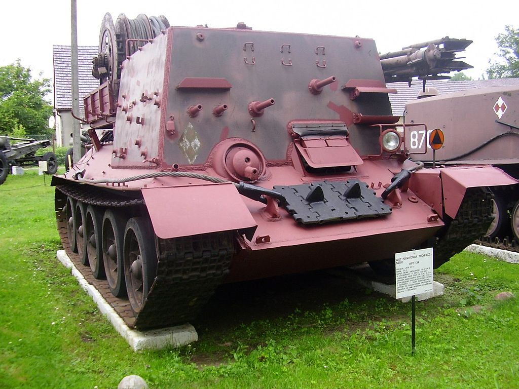 polish WTP-34 ARV
