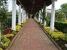 Walkway Daniel Stowe Botanical Garden Jpg