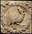 Wall panel with a guinea fowl MET DT232144.jpg