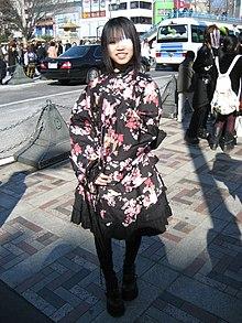 lolita mode � wikip233dia
