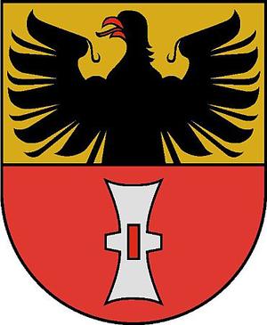 Lower Saxon Circle - Image: Wappen Muehlhausen Thueringen
