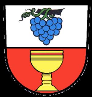Ballrechten-Dottingen - Image: Wappen Ballrechten Dottingen