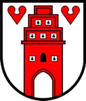 Friesoythe - Image: Wappen Friesoythe