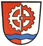 Das Wappen von Gersthofen