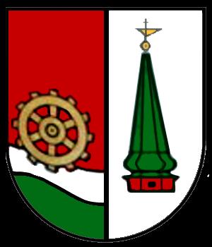 Klein Meckelsen - Image: Wappen Klein Meckelsen