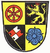 Wappen des Landkreises Tauberbischofsheim