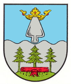 Coat of arms of the local community Rumbach