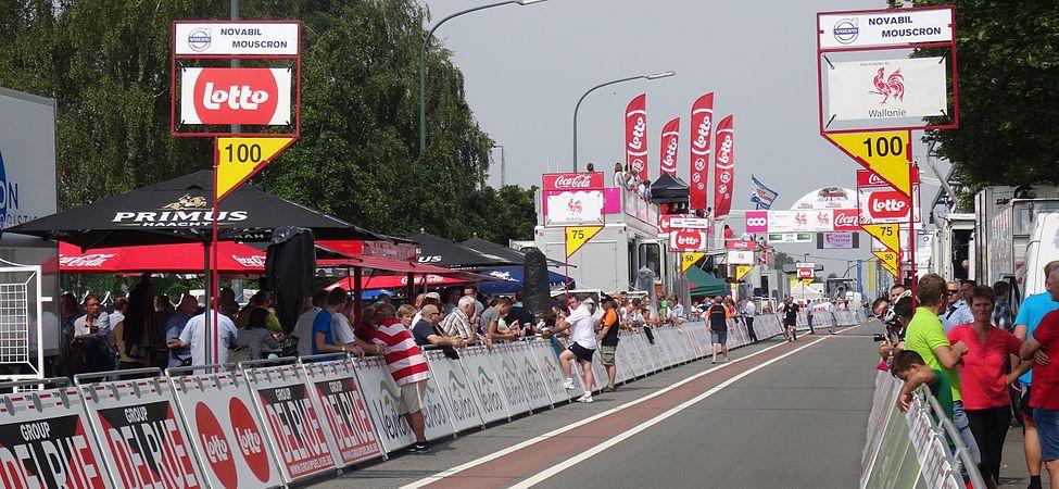 Waremme - Tour de Wallonie, étape 4, 29 juillet 2014, arrivée (B20).JPG