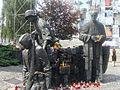 Warsaw Uprising Monunent, Warsaw (II).JPG