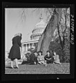 Washington, D.C. Taking pictures of the Capitol lawn on a Sunday afternoon8d26812v.jpg