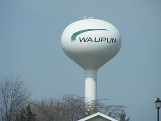 Waupun, Wisconsin City in Wisconsin, United States