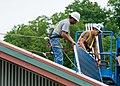 Wayne National Forest Solar Panel Construction (3725038453).jpg