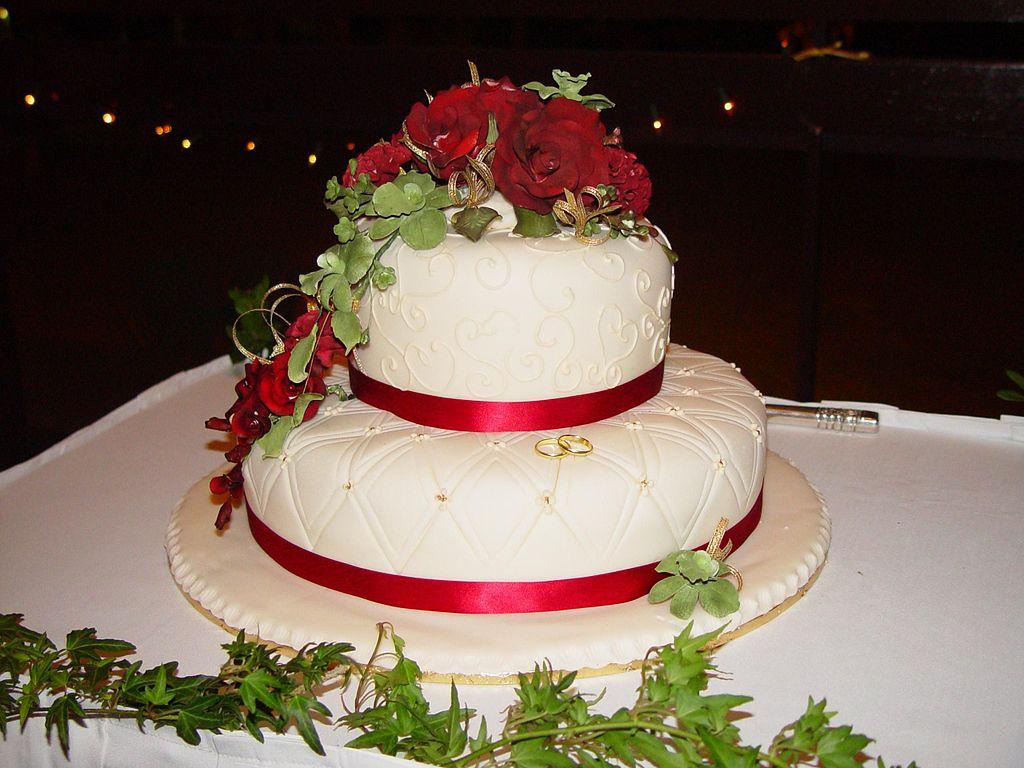 D Wedding Cake Chocolate Molds