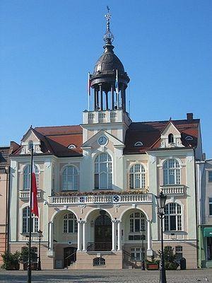 Wejherowo - Town hall