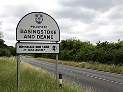 Welcome to Basingstoke and Dean Birthplace and home of Jane Austen.jpg