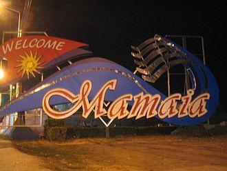 Mamaia - Image: Welcome to mamaia