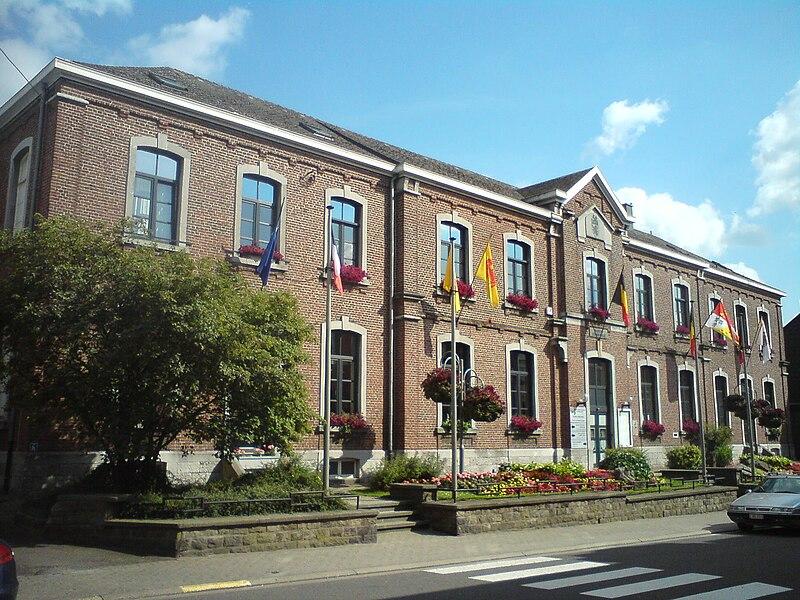 Welkenraedt (Belgium): Town Hall