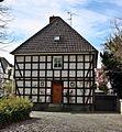 Werl, Propstei, denkmalgeschütztes Haus, Vikarie.JPG