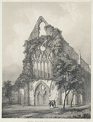 West Front, Tintern Abbey