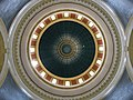 West Virginia State Capitol dome interior.jpg