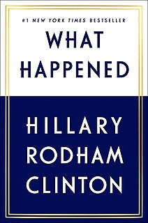 Book by Hillary Clinton