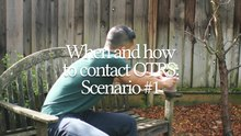 File:When and how to contact OTRS - Scenario 1 (part 2 of 11).webm
