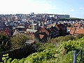 Whitby from path at rear of Abbey House - geograph.org.uk - 422544.jpg