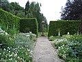 White and Silver Garden, York Gate Garden - geograph.org.uk - 691834.jpg