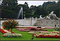 Wiedeń - Ogrody Schonbrunn Fontanna Neptuna - panoramio (2).jpg