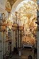 Wien - Karlskirche, Chorraum und Oratorium.JPG