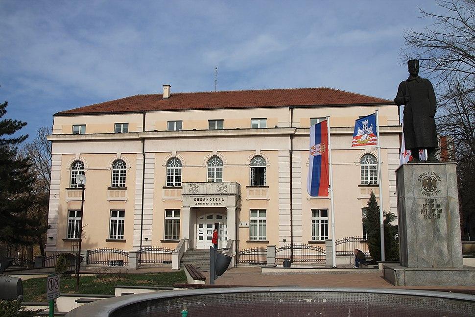 Wiki Šumadija III Biblioteka Lazarevac 090
