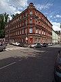 Wiki Aptekarsky Lane in Basmanny District, Moscow, Russia.jpg