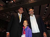 Wikimanía 2015 - Day 3 - Opening Ceremony - México 19.jpg