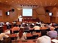 Wikimania 2008 Alexandria - E Senabre - Wiki and Politics - 18.jpg