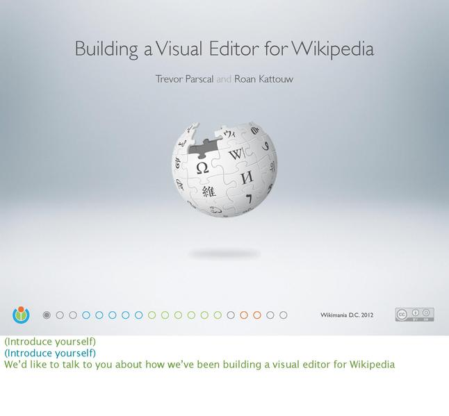 File:Wikimania 2012 - Building a Visual Editor for Wikipedia (with notes).pdf