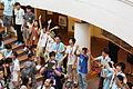 Wikimania 2013 closing ceremony IMG 5231.JPG