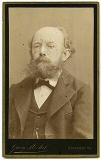 Wilhelm Schur German astronomer