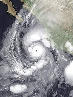 Hurricane Willa Category 5 Pacific hurricane in 2018