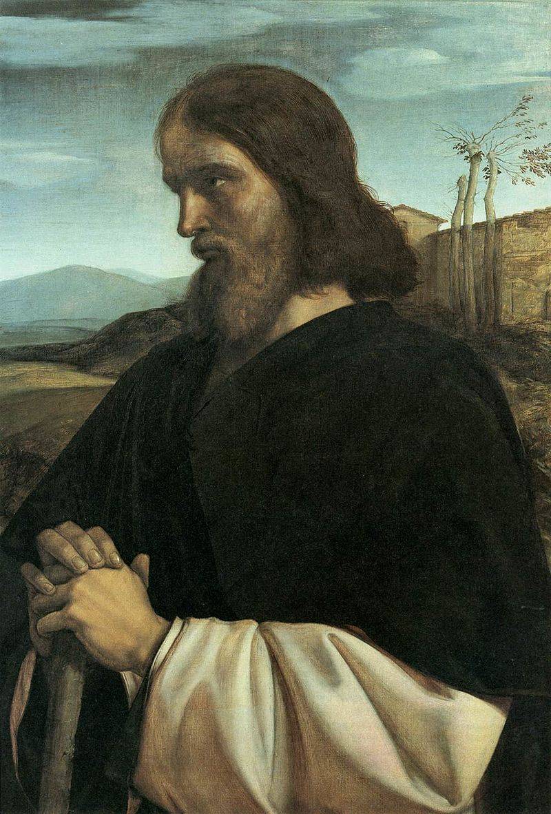 St Joseph by William Dyce (1806–1864)