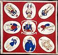 William Heath - handkerchief; commemorative handkerchief - Google Art Project.jpg