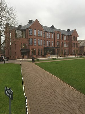 Monmouth School - William Jones Building